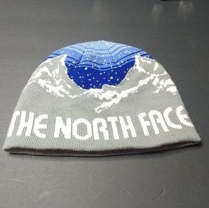 The North Face kid beanie
